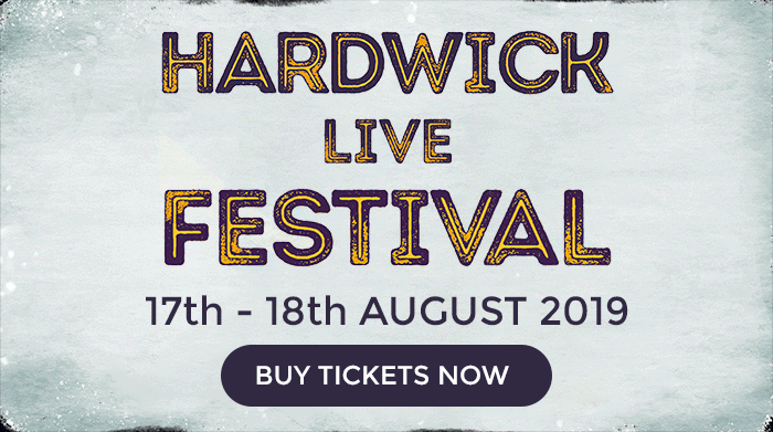 Hardwick Live Festival at Hardwick Hall - 17th & 18th August 2019